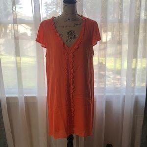 C.O.C. Orange dress BNWT